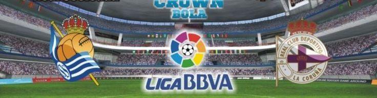 Prediksi Real Sociedad vs Deportivo la Coruna 23 April 2017