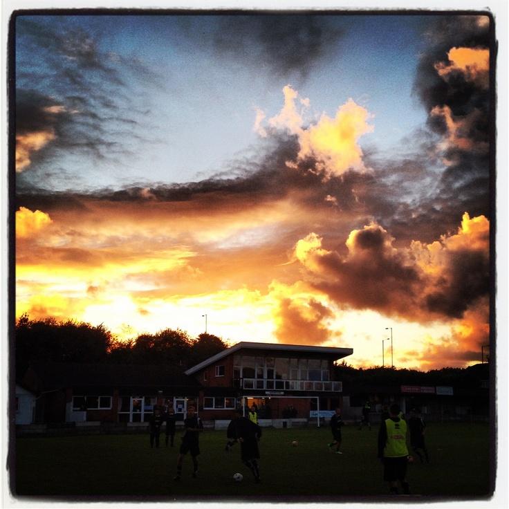 Home of Bamber Bridge FC
