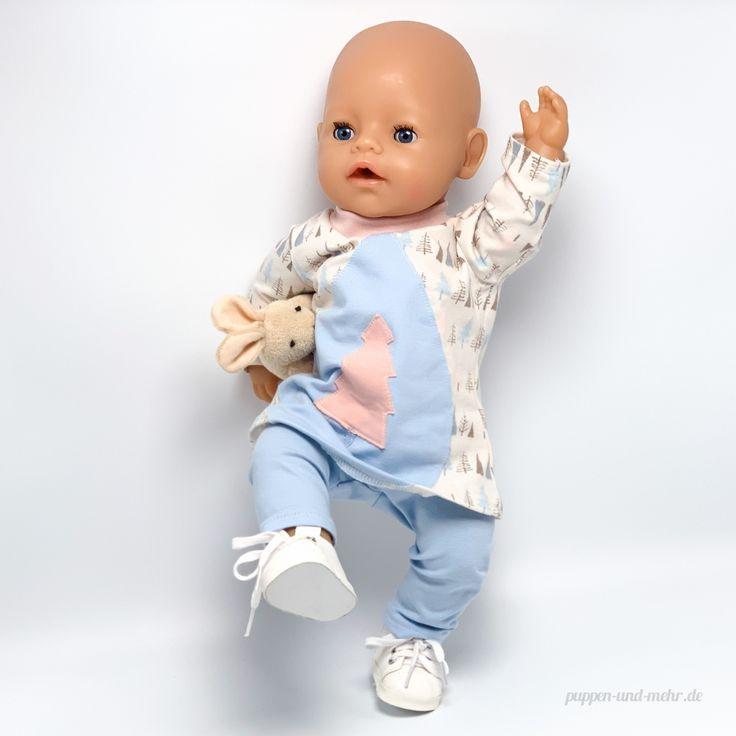 Freebook Von Monalienchen Tunika Fur Babyborn Babyborn Freebook Fur Monalienchen Tunicdiy Tunika Von Puppenkleidung Kinderkleidung Babykleidung