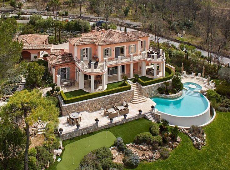 17 best ideas about villa provence on pinterest marie. Black Bedroom Furniture Sets. Home Design Ideas