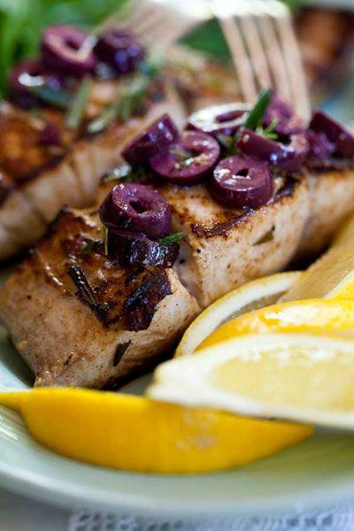 OLIVE,-ROSEMARY-AND-LEMON-MARINADED Fish