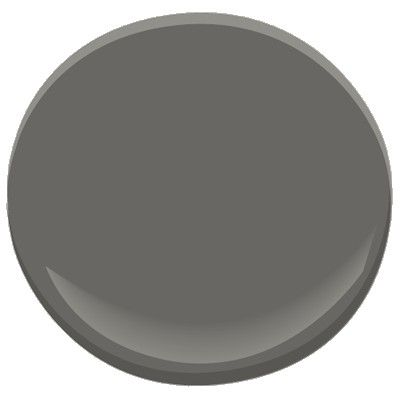 Kendall Charcoal HC-166 //beautiful//another gorgeous Benjamin Moore paint color selection for you by jannino painting + design 239-233-5404 ft myers/naples clearwater/st pete boston/cape cod #letsgetpainting #exterior #trim