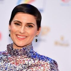 Nelly Furtado joins celebrities at the Radio Regenbogen Award 2017 in Rust, Germany