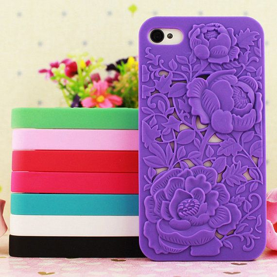 Hey, I found this really awesome Etsy listing at https://www.etsy.com/listing/162954094/phone-case-carved-rose-flower-silicone