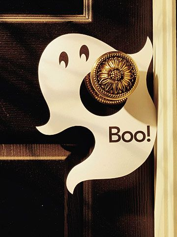 Spooky Ghost Crafts for Halloween