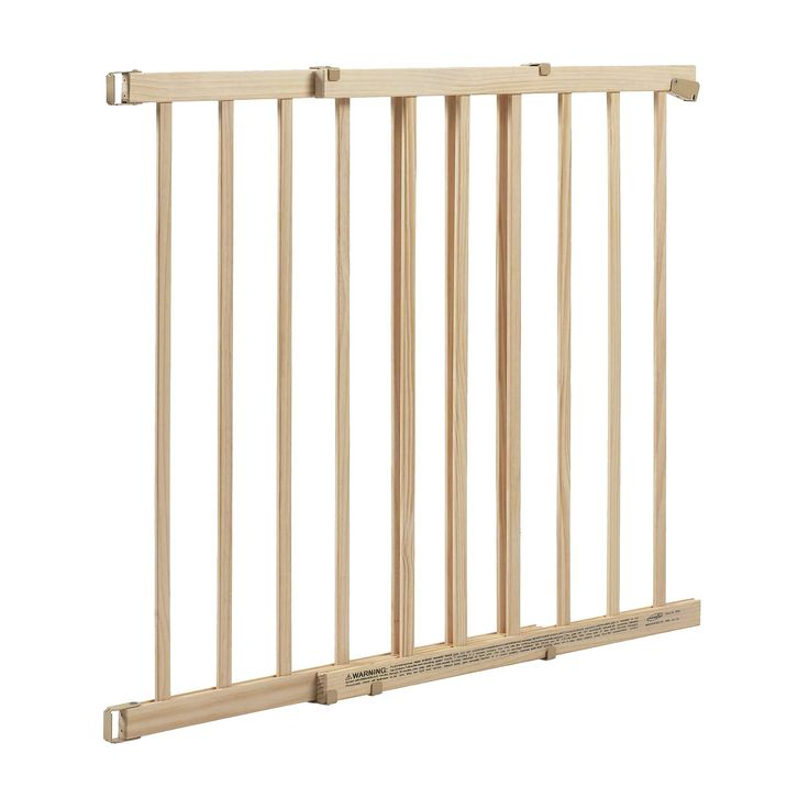 Evenflo Top Of Stair Extra Tall Wood Gate In 2019
