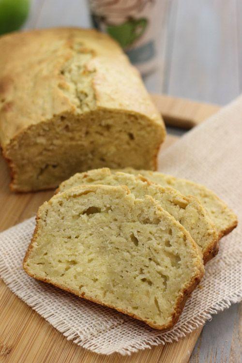 Apple lemon loaf