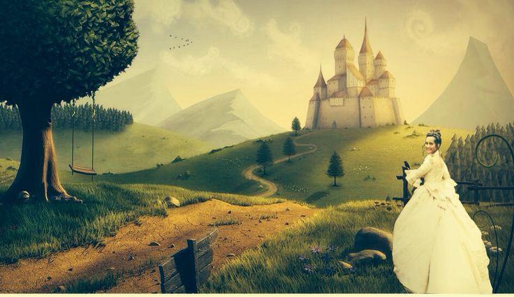 Princess in wonderland