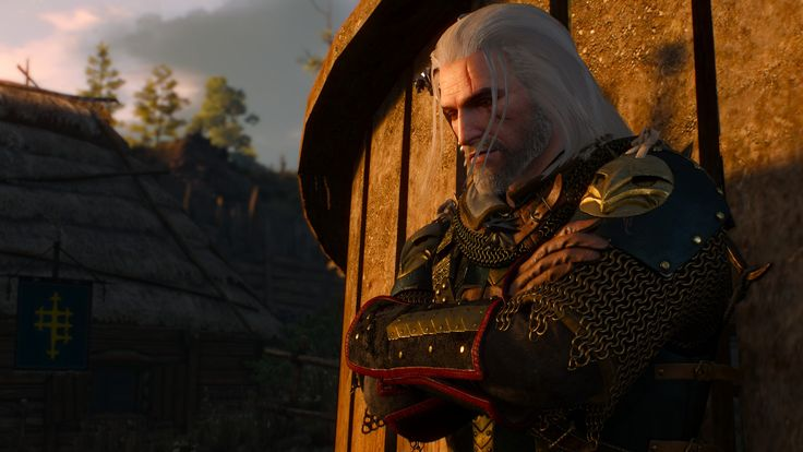 A legendary Wolf in a Griffin's armor #TheWitcher3 #PS4 #WILDHUNT #PS4share #games #gaming #TheWitcher #TheWitcher3WildHunt