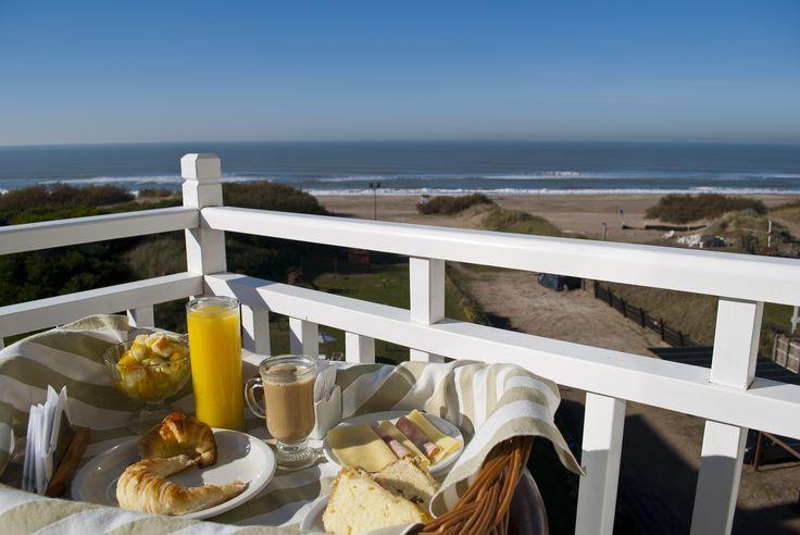 Desayuno en Costa Carilo Apart Hotel & Spa de Mar