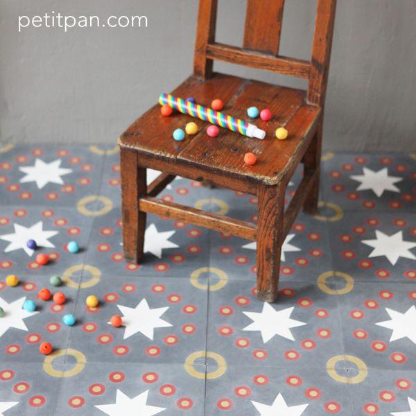 carreau petit pan kermesse charbon life in colors pinterest. Black Bedroom Furniture Sets. Home Design Ideas