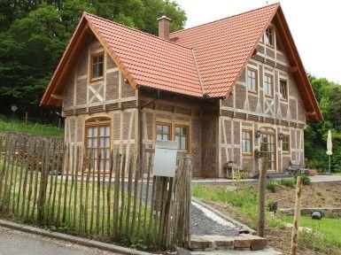 Fachwerkhäusern neu gebaut & Tradition bewahrt Haus