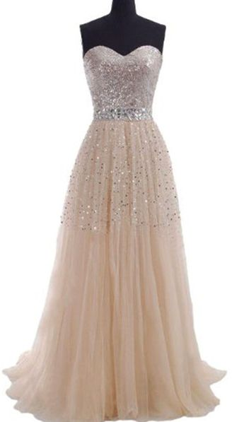This dress reminds me of peaches and cream Barbie from the 80's!!