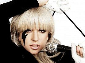 Concert Lady Gaga - Praga 2014
