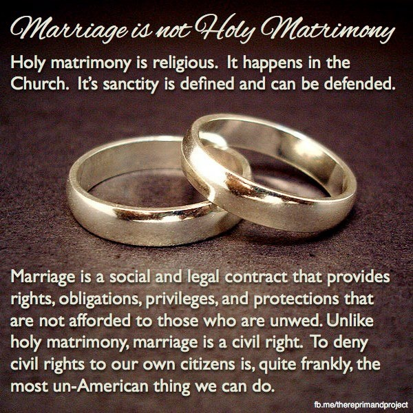 constitution on gay marriage