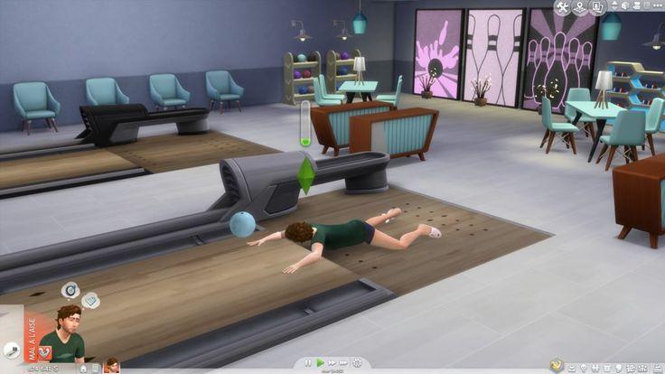 Un nouveau kit d'objets est disponible demain sur les Sims 4, permettant à nos chers amis de faire des soirées au bowling entre amis.