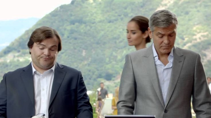 "Nespresso Double ""What Else"" CM - George Clooney x Jack Black [HD]"