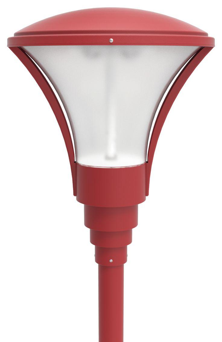LED Post Top Light Fixtures 612 Series  http://DukeLight.com/612