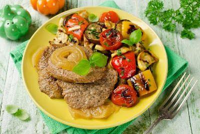 Mój zbiór przepisów kulinarnych-  wyszukane w sieci: Łopatka wieprzowa duszona z cebulą - najprostszy s...
