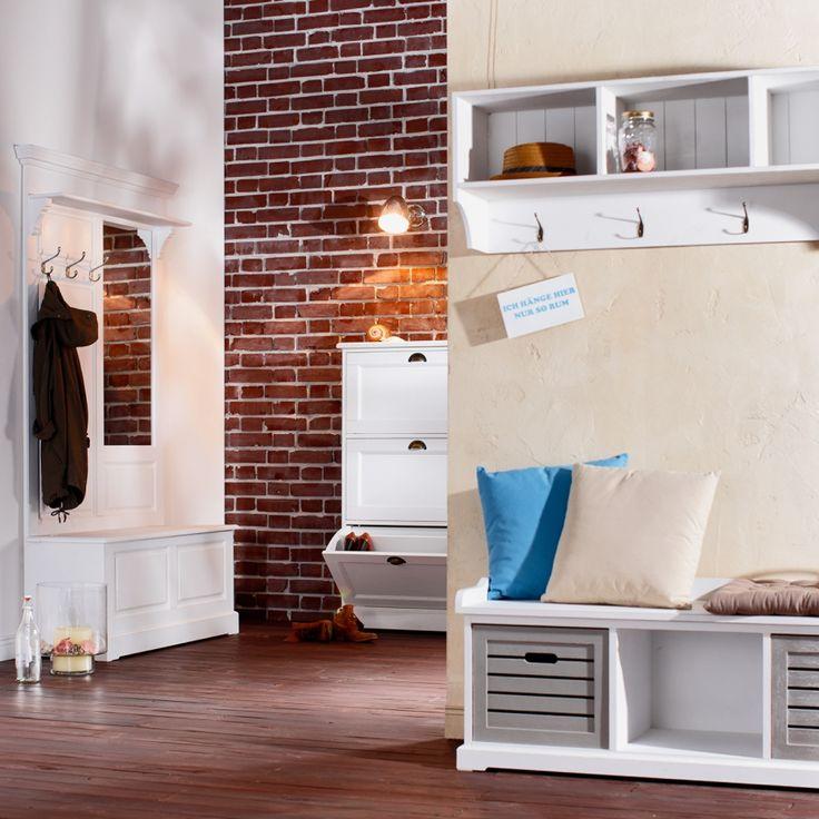 Maple Hill nábytek do předsíně / Hall furniture