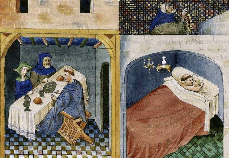 Tríos, prostitución y sacerdotes: una exposición desmonta los mitos del sexo en la Edad Media | 20minutos.es