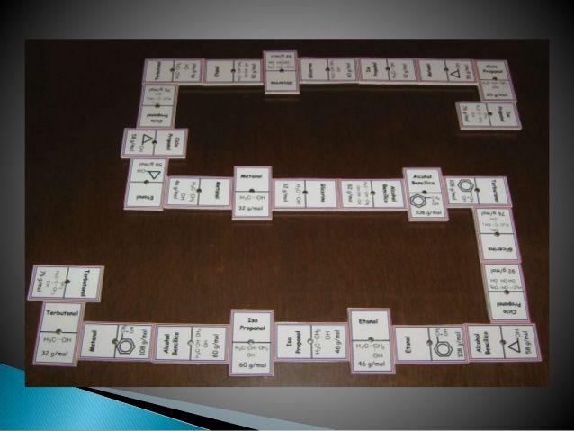 resultado de imagen de juegos de quimica didacticos