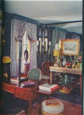 James Amster Is One Of Those Cult Figures In The History American Interior Design