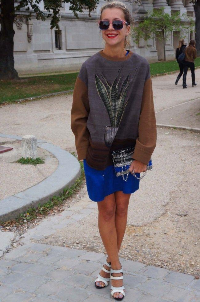 Eva Galambos Vogue diary