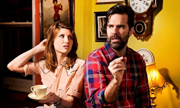 Sharon Horgan and Rob Delaney to give birth to second series of Catastrophe
