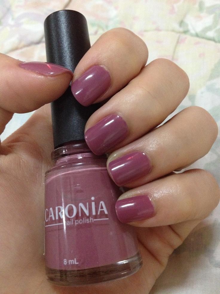 Caronia Italian Nude My Nail Polish Collection