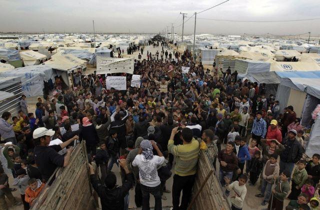 Menakar Fakta 7,6 Juta Jiwa Pengungsi Suriah