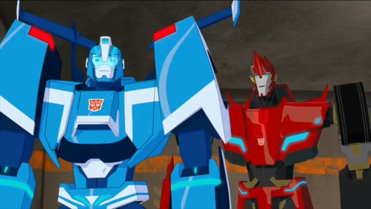 Blurr from Transformers Robot in disguise ( 2015) season 4 episode 3. *FUCKING FLAILS AROUND* LOOK AT HIM HE IS SO FUCKING CUTE GODDAMMIT BLURR ~Dangergirl64