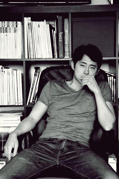 Steven Yeun, Glenn, The Walking Dead