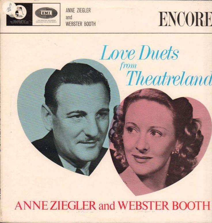 Love Duets from Theatreland