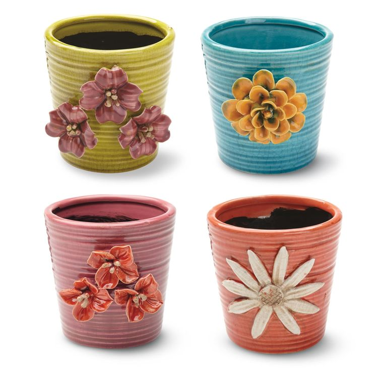 Elevate Indoor Fl Schemes With These Sweet Ceramic Pots Made To Hold Blooms Springtime Grace