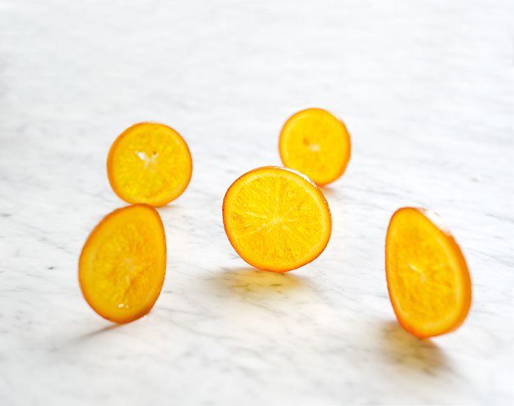 Ruote di arancia candite - Foto: Simone Giannini