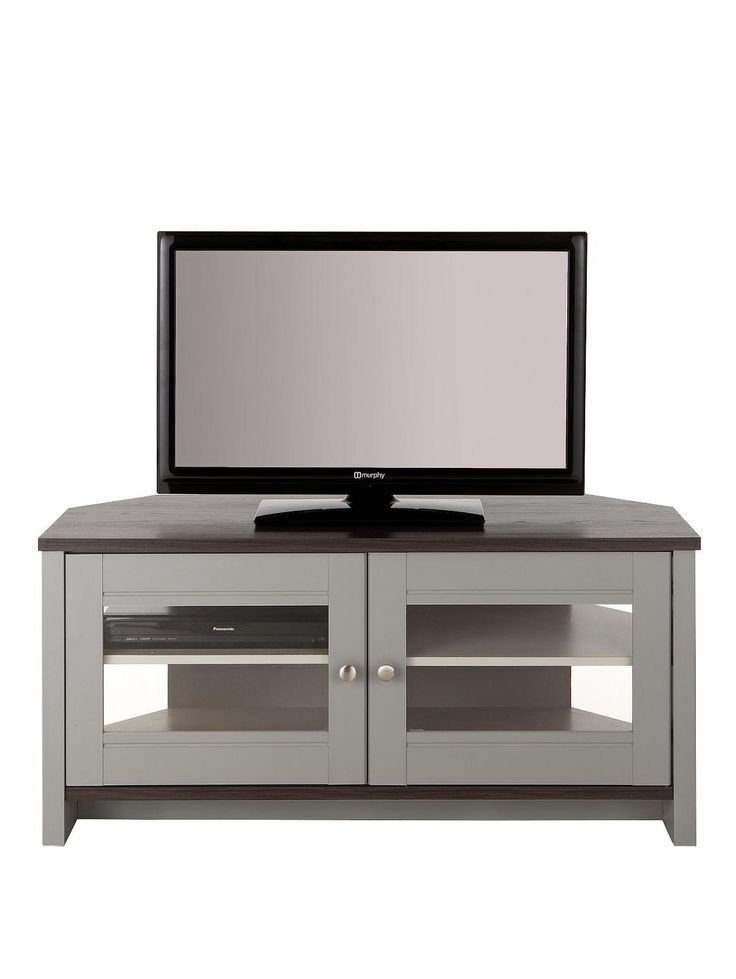 Consort Tivoli Ready Assembled Corner TV Unit - fits up to 46 inch TV, http://www.very.co.uk/consort-tivoli-ready-assembled-corner-tv-unit-fits-up-to-46-inch-tv/1453155234.prd