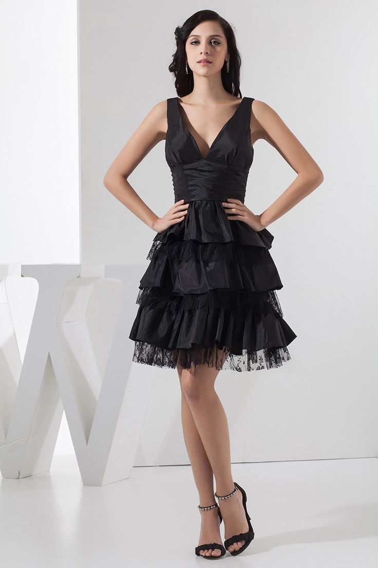 sexy-black-party-dress-
