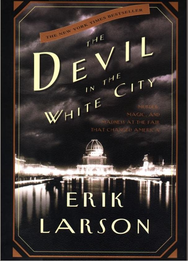 Erik Larson's best  Actually did read this lol- gripping- terribly (truly, terribly lol) fascinating