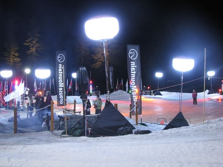 TODAY Show set on Grouse Mountain