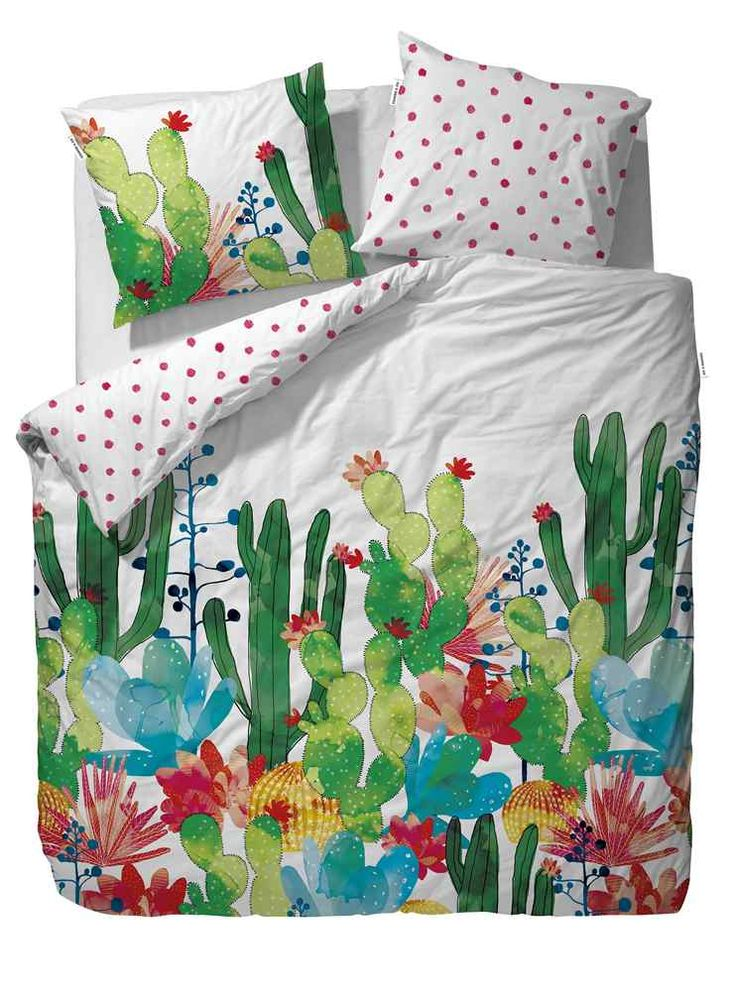 "Linge de lit COVERS & CO ""CACTUS"" Multi"
