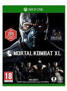 Amazon.com: Mortal Kombat XL (Xbox One): Video Games