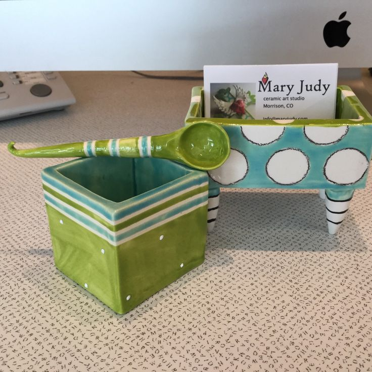 137 best Pottery - Functional Card holders images on Pinterest ...