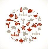 canadian beaver : Canada symbols