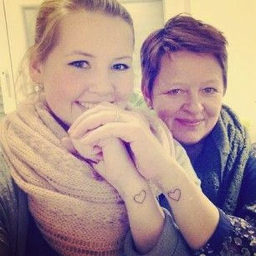 Mother/Daughter Tattoos - Inked Magazine
