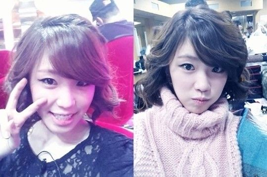 Secret's Hyosung Looks Charming on Her Most Recent Selcas