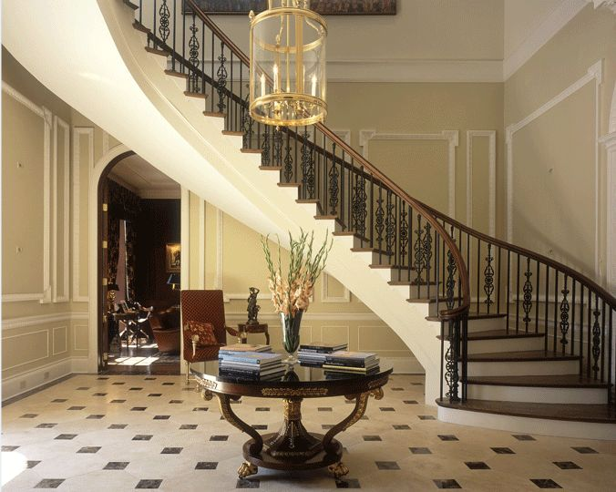 165 best Fabulous foyers images on Pinterest | Stairs, Homes and Home