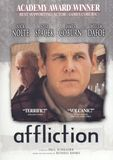 Affliction [DVD] [English] [1997]