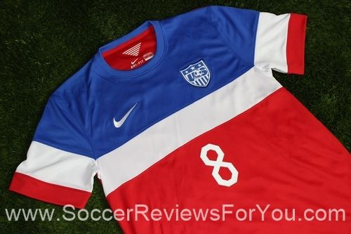 USA 2014 Away Jersey Review