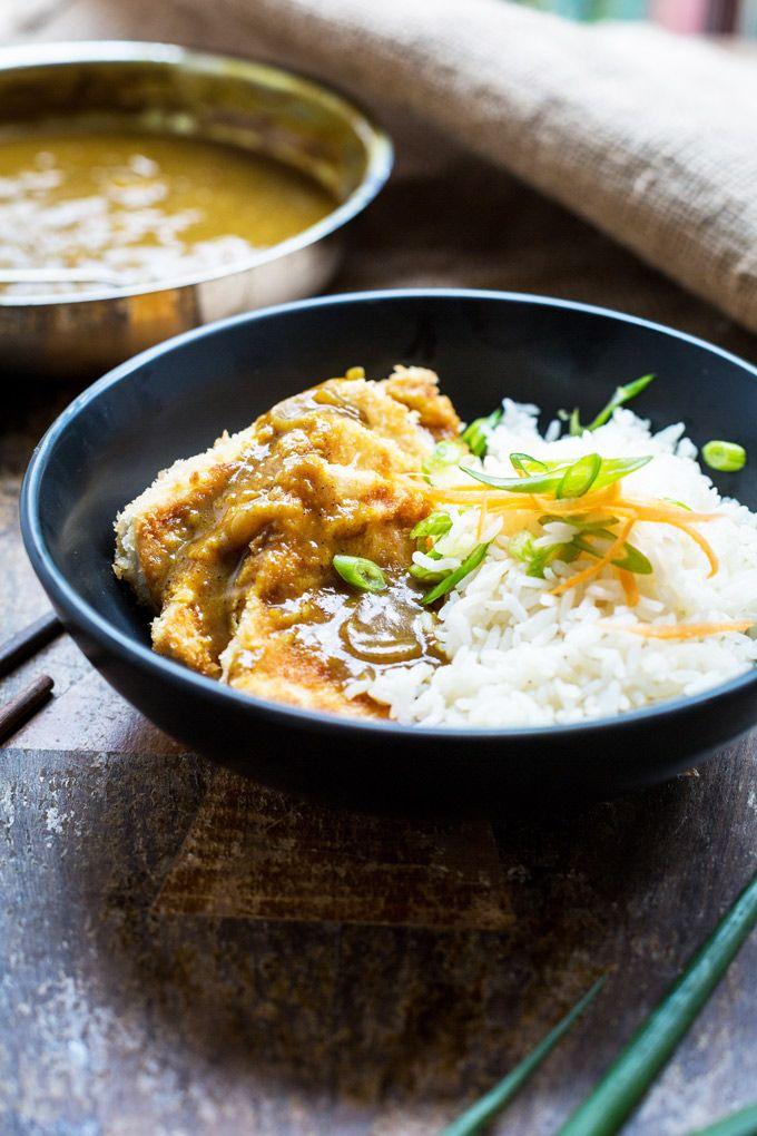 Japanese Tofu Curry Recipe In 2020 Tofu Curry Crispy Tofu Japanese Curry